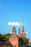 Kremlin in Moscow Royalty Free Stock Photography