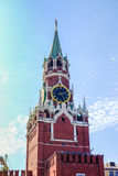 Kremlin in Moscow Stock Photography
