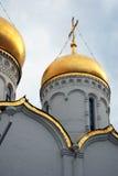 kremlin moscow Färgfoto 19th för domkyrkaårhundrade för annunciation 17 kharkov för stad landmark ukraine Arkivbild