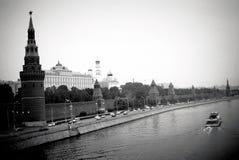 kremlin moscow Lokal för Unesco-världsarv Arkivbilder