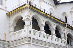 kremlin moscow Lokal för Unesco-världsarv Arkivfoto