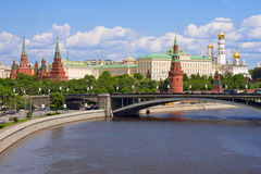 Kremlin, Moscow, Russia Stock Images