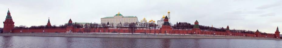 kremlin Moscow Russia Fotografia Royalty Free