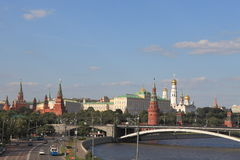 Kremlin (Moscow, Russia) Stock Image