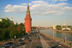 kremlin Moscow Russia Obraz Stock