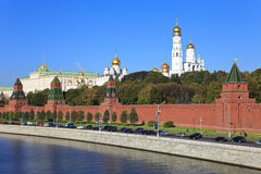 kremlin Moscow Russia Obrazy Royalty Free