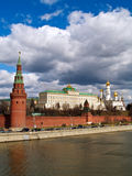 The Kremlin, Moscow, Russia Royalty Free Stock Images