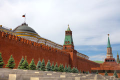 Kremlin in Moscow Russia Royalty Free Stock Images