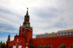 Kremlin in Moscow Russia Royalty Free Stock Photography