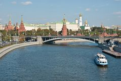 Kremlin, Moscow, Russia Stock Photo