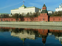 kremlin moscow russia arkivfoton