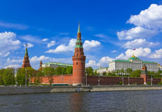 Kremlin - Moscow Russia Stock Photo