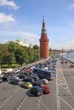 kremlin Moscow Russia Zdjęcie Royalty Free