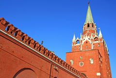 Kremlin in Moscow. Stock Photo