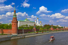 Kremlin - Moscow Russia Stock Images