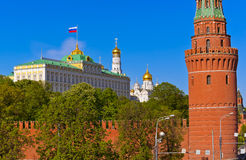 Kremlin - Moscow Russia Royalty Free Stock Photo