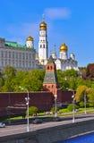 Kremlin - Moscow Russia Stock Photo