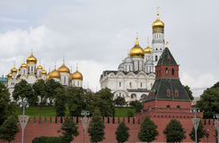 Kremlin in Moscow, Russia Royalty Free Stock Photography