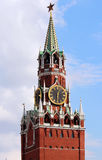 Kremlin in Moscow, Russia Royalty Free Stock Photo