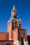 Kremlin in moscow russia. Detail of the fortress Royalty Free Stock Images