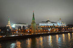 Kremlin in Moscow, Russia Stock Images