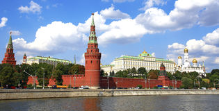 Kremlin. Moscow Royalty Free Stock Photography