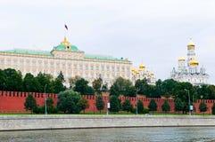 kremlin moscow sikt Royaltyfri Foto