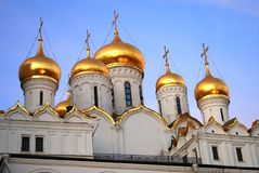 kremlin moscow 19th наземный ориентир Украина kharkov города столетия собора аннунциации 17 небо предпосылки голубое Стоковое Изображение