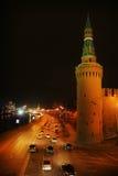 kremlin moscow torn Arkivfoton