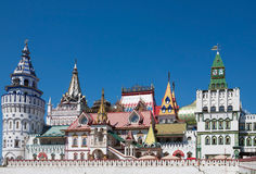 Kremlin in Moscow Royalty Free Stock Photos