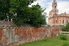 Kremlin of Mozhaisk, Moscow region Stock Image