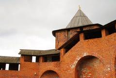 Kremlin in Nizhny Novgorod, Russia. Royalty Free Stock Photography