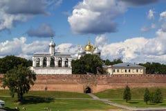Kremlin of Novgorod the Great Royalty Free Stock Images