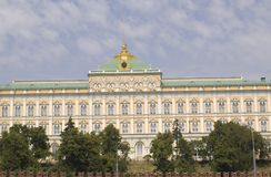 Kremlin palace Royalty Free Stock Photos