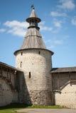 Kremlin Pskov, federacja rosyjska fotografia stock