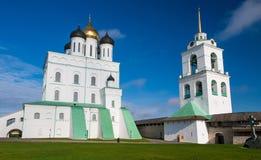 Kremlin. Pskov. Russia Royalty Free Stock Image