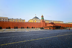 Kremlin, red square Royalty Free Stock Image