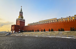 Kremlin, red square Royalty Free Stock Photos