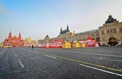Kremlin, red square Stock Photos