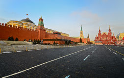 Kremlin, red square Royalty Free Stock Images