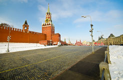 Kremlin, red square Stock Image