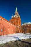 Kremlin, red square Royalty Free Stock Photos