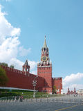 Kremlin on Red Square. Moscow, Russia Royalty Free Stock Photography