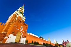 The Kremlin in Red Square, Moscow, Russia Royalty Free Stock Photo