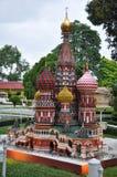 Mini Siam in Pattaya, Thailand Royalty Free Stock Photography