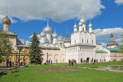 kremlin rostov Fotografering för Bildbyråer