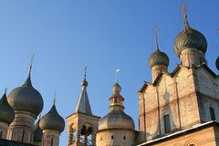 Kremlin Rostov city Stock Photo