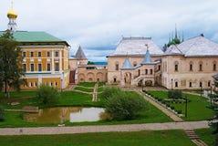 Kremlin rostov city. russia Royalty Free Stock Image