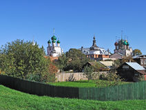 Kremlin in Rostov The Great, Russia Stock Photo