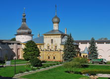 Kremlin in Rostov Veliky Royalty Free Stock Images